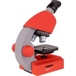 Bresser Junior Microscoop 40x-640x Rood