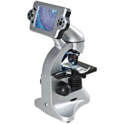 Byomic Microscoop 3,5 inch LCD Deluxe 40x - 1600x in Koffer